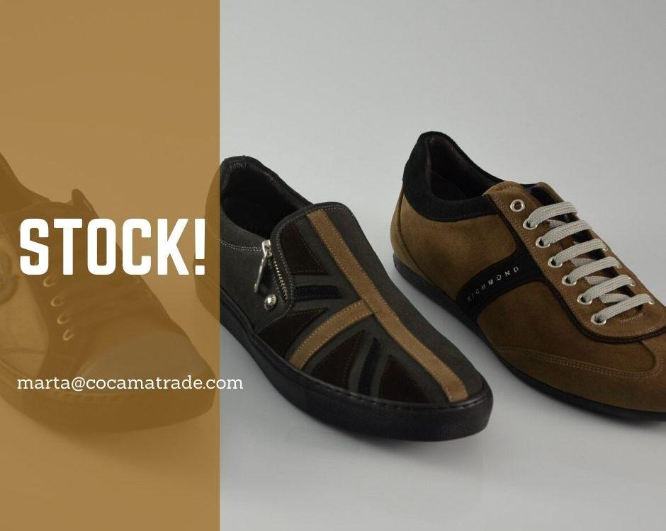 Stock Jon Richmond Autumn Winter 2019, last 400 pairs available. € 49,00 per pair by…