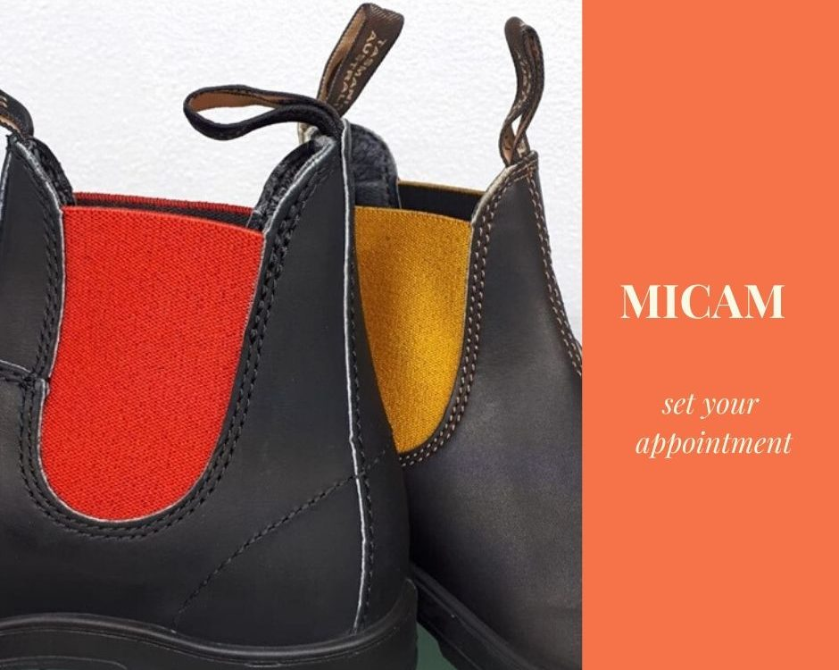 On Sunday 16th and Monday 17th February we will visit the MICAM event in Milan. If y…