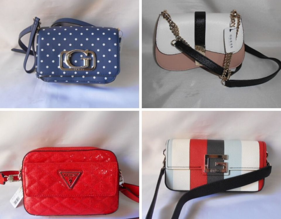 Bright and charming: here are the new Guess samples sales. Contact us now for prices…