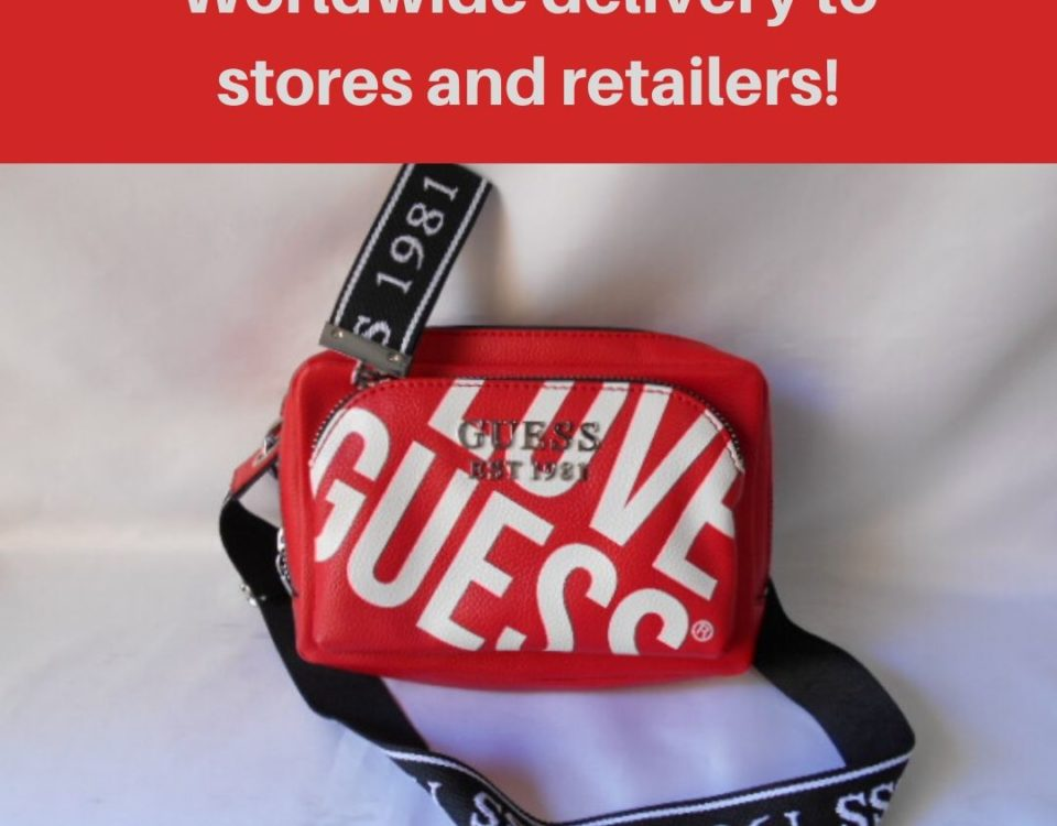 We love Guess! If you are interested in the new models of Guess bags for your shop, …